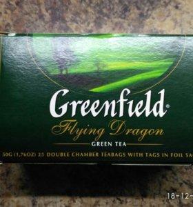 Greenfield Flying dragon, 43 пакетика россыпью