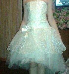 Платье для девочки!очень крутое!