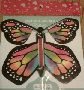 Летающие бабочки оптом