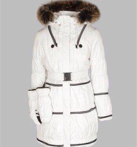 Пуховик (пальто) 134 рост