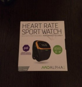 Спортивные часы Mio alpha 2