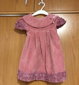 Платье 98-104 см