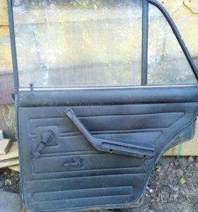 Дверь ваз 2107 задняя правая