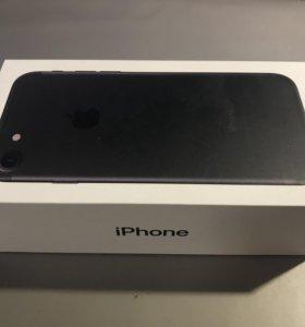 Iphone 7 256 gb черный