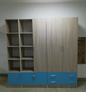 Шкафы в детскую в рассрочку