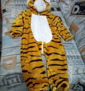 Новогодний костюм тигра!