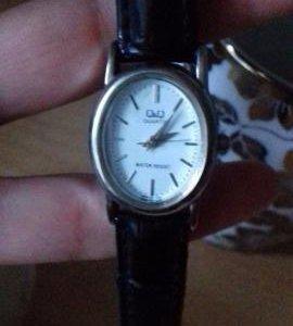 QQ наручные часы