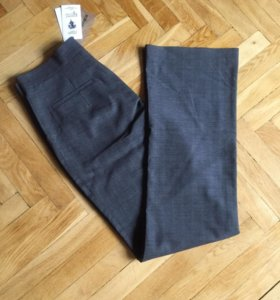 Новые шерстяные брюки