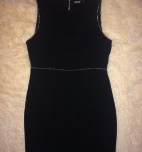 Черное платье 44-46