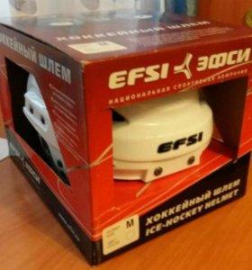 Новый детский хоккейный шлем EFSI