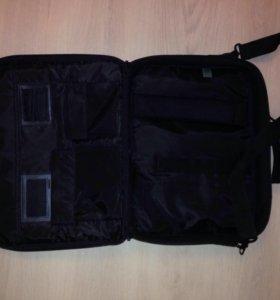 Сумка портфель для ноутбука