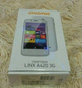 Коробка Digma lunx a420 3G
