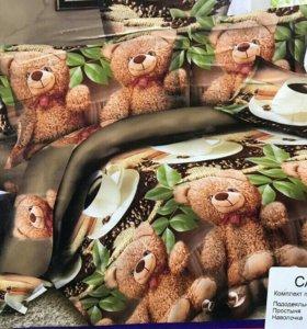 детское постельное белье(на заказ)С рынка