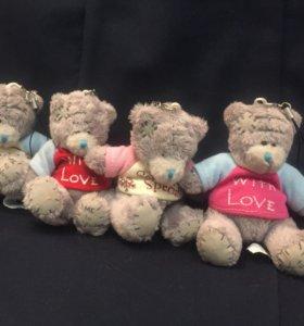 Мишка мягкий Teddy Тедди Love