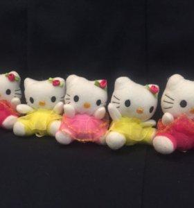 Кити мягкие игрушки