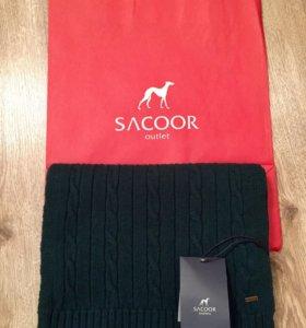 Новые мужские шарфы Sacoor