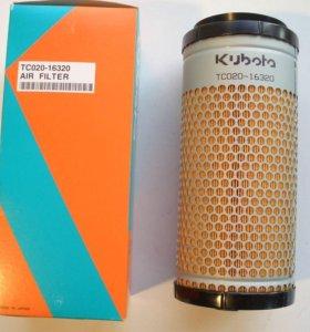 Фильтр воздушный TC020-16320 Kubota