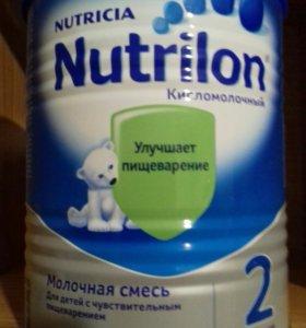 Нутрилон 2 кисломолочный Обмен