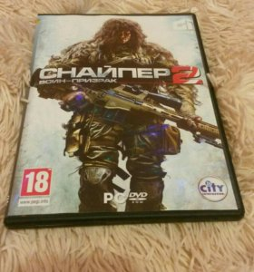 Компьтерная игра Снайпер2