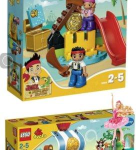 Лего пираты нетландии