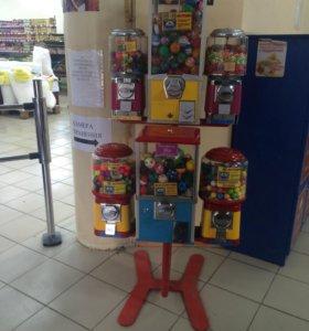 Торговый автомат игрушки,аренда продажа.