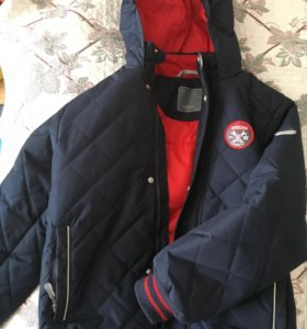Куртка зима размер 146