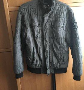 Куртка демисезонная размер 52-54