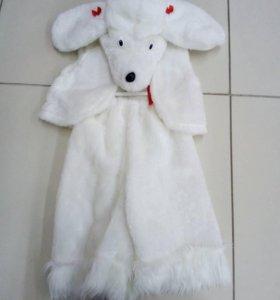 Новогодний костюм собачки