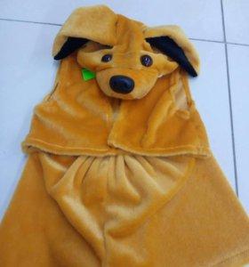 Новогодний костюм собачки новый