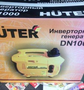 Инверторный генератор huter gn 1000