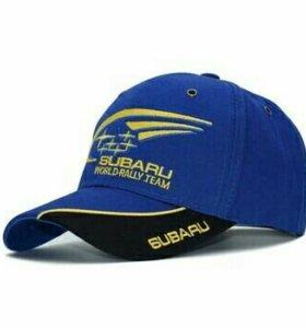 Бейсболка Subaru (Субару) новая