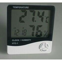 Термометр/Гигрометр/Часы