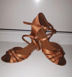 Туфли для спортивно бальных танцев.