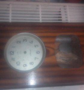 Часы гирьевые с боем 12-чг