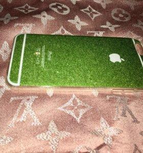 Чехол блестящий IPhone 6/6s plus