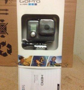 Экшн камера GoPro, не 3, не 5, просто GoPro