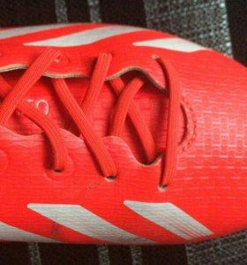 Бутсы Adidas adizero f50