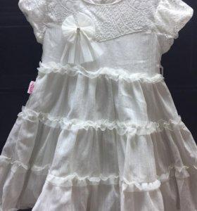 Маленькие белые платья новые