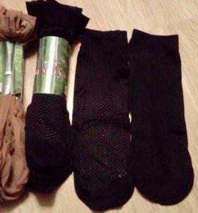 Капроновые носочки и следки