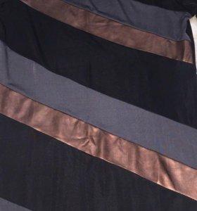 Платье чёрного цвета новое