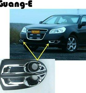 Хромированные накладки на Chevrolet Epica