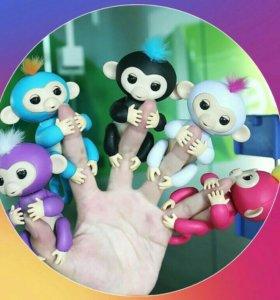🎉ОРИГИНАЛЬНЫЕ🎉 FINGERLINGS обезьянки