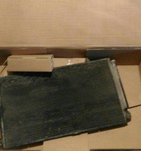 Радиатор охлаждения кондиционера Лексус рх300 1 по