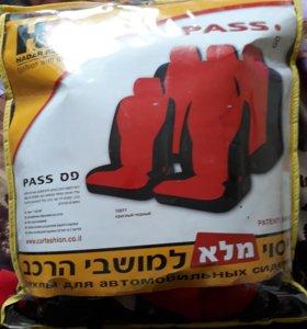 Универсальные чехлы для автомобильных сидений