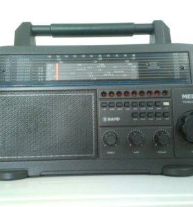 Радиоприёмник - MERLIN: WORLD-RADEO: новый.
