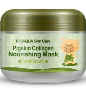 Колагеновая маска