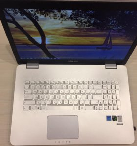 Ноутбук Asus N751JX-T7096H