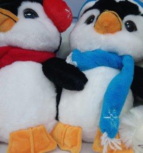 Мягкая игрушка Пингвин 🐧