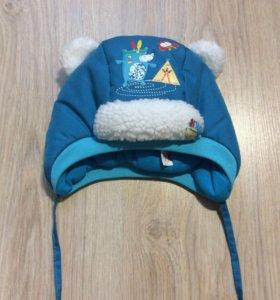 Новая зимняя шапка на ОГ 44