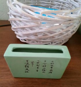 Кашпо для бамбука керамика новое